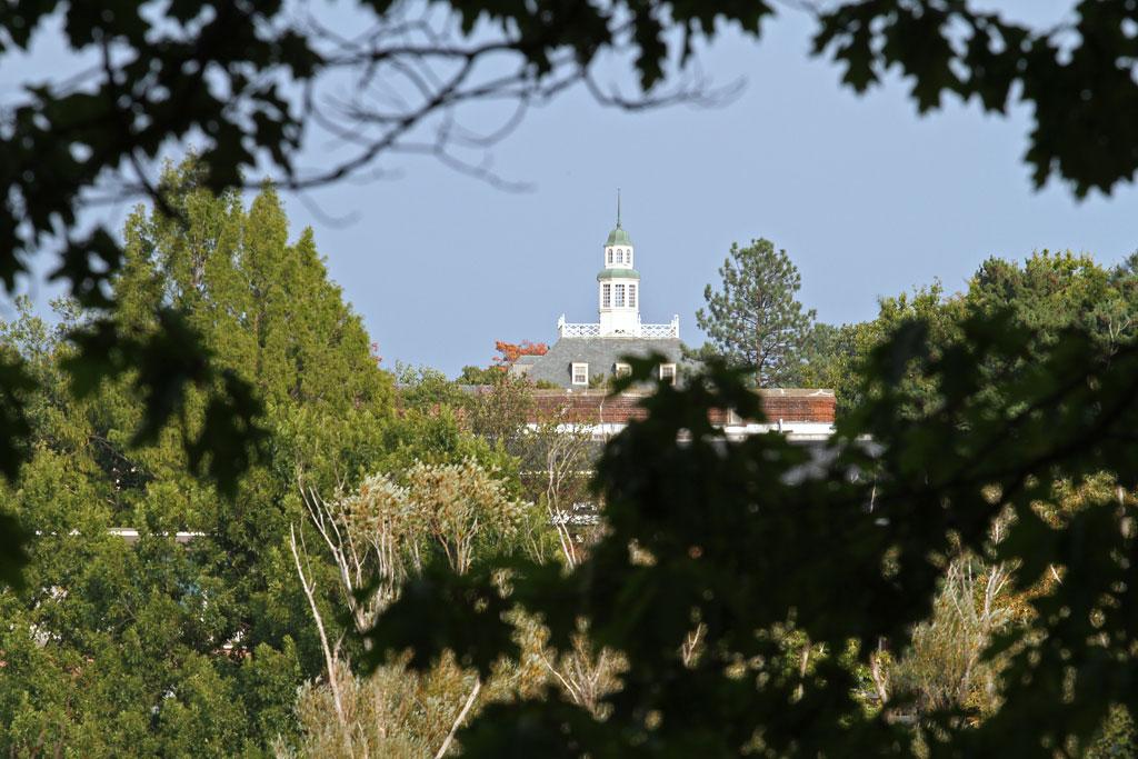 University of Massachusetts Amherst (Andrew Phelps/WBUR)