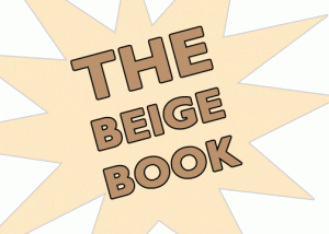 BOOM! I redesigned the Beige Book logo.