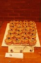 Coffee & Donut Cupcakes (Abby Conway/WBUR)